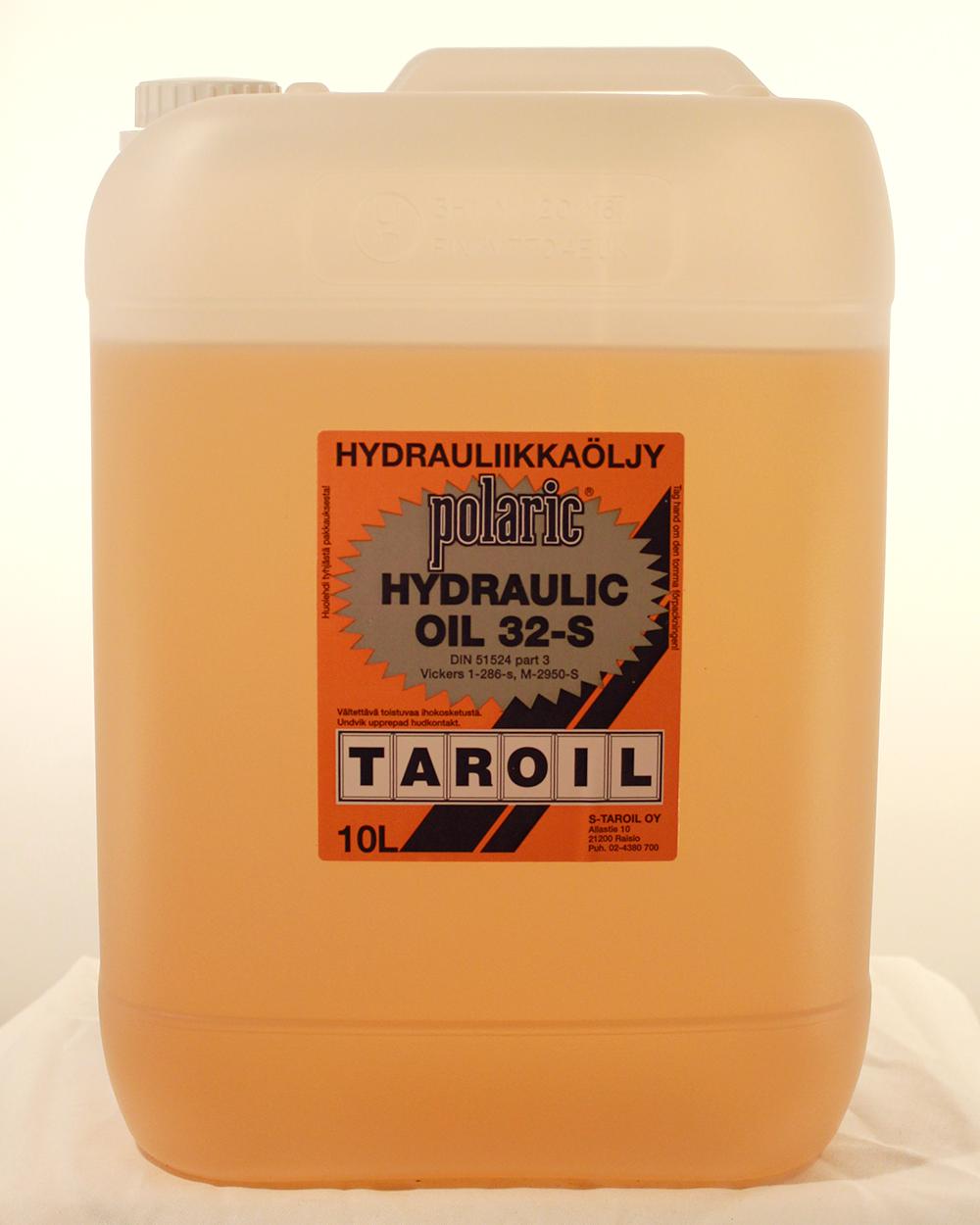 Hydraulic Oil 32-S 10 L
