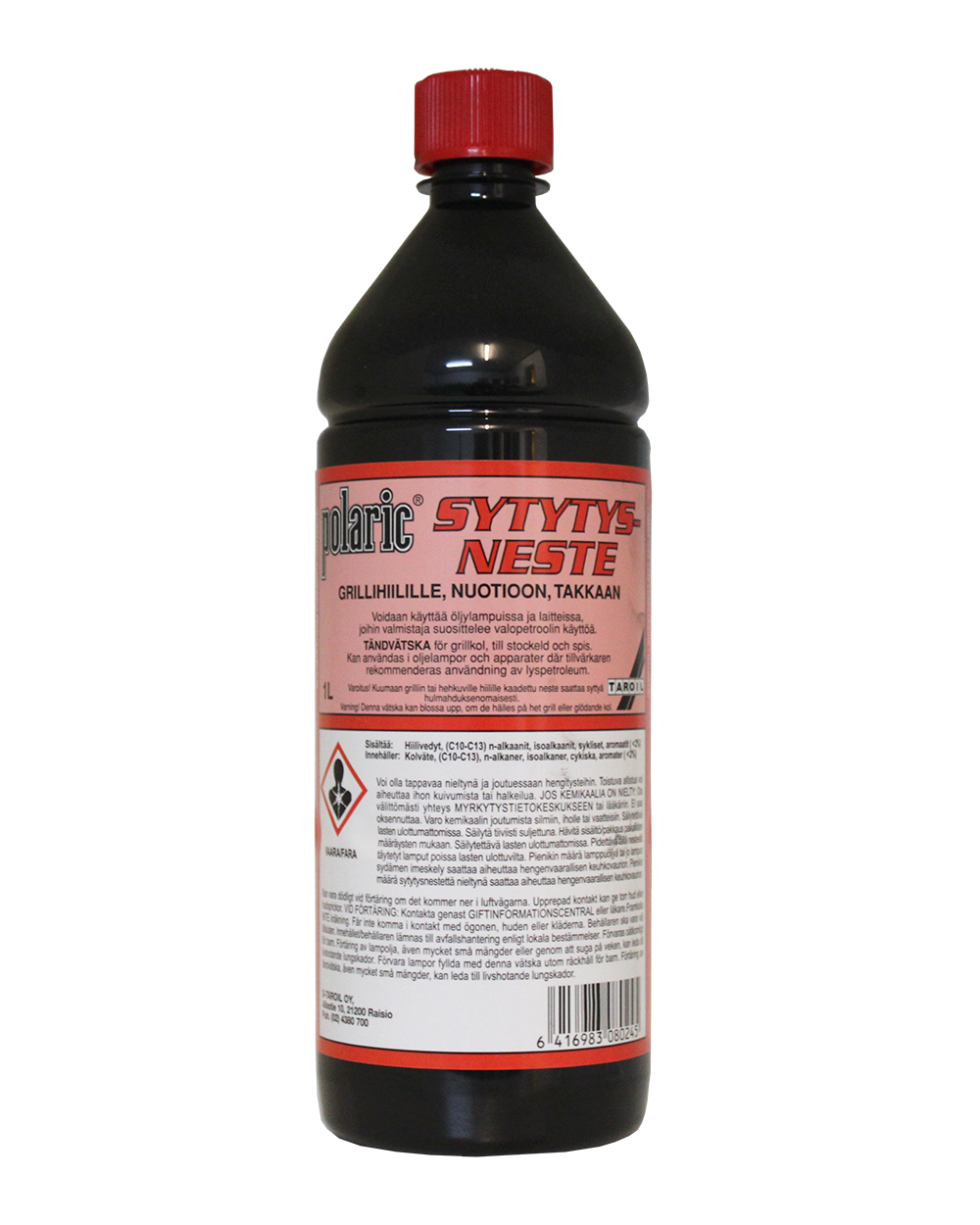 Polaric Sytytysneste 1 L
