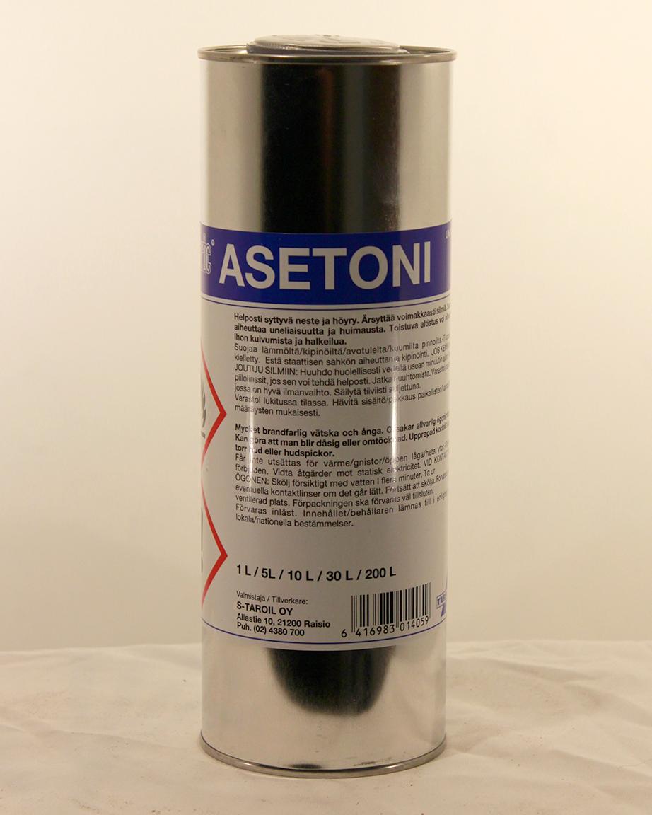 Asetoni 1 L