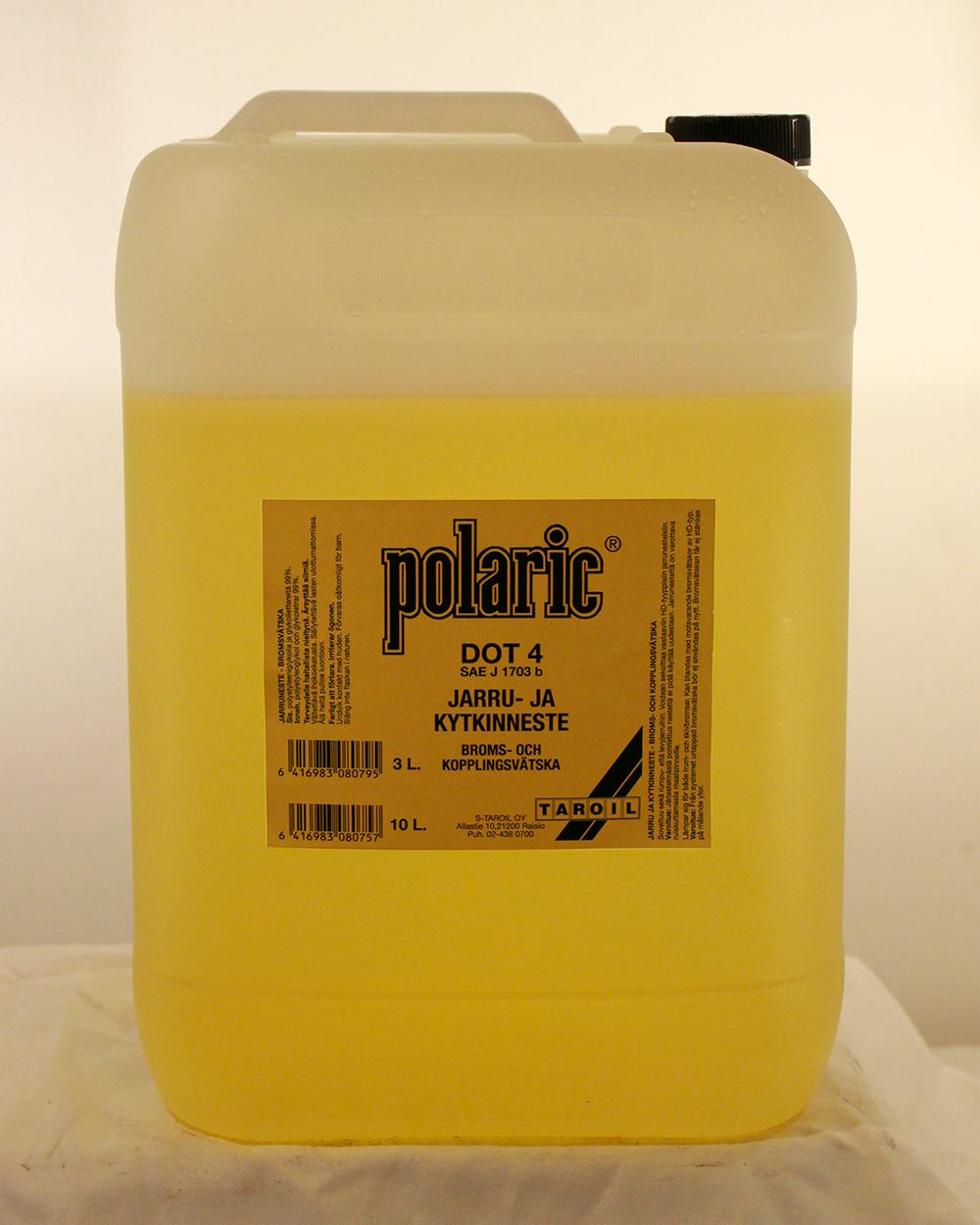 Polaric Jarru- ja kytkinneste 10 L